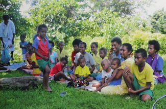 Thumbnail for the post titled: June Prayer from Vanuatu